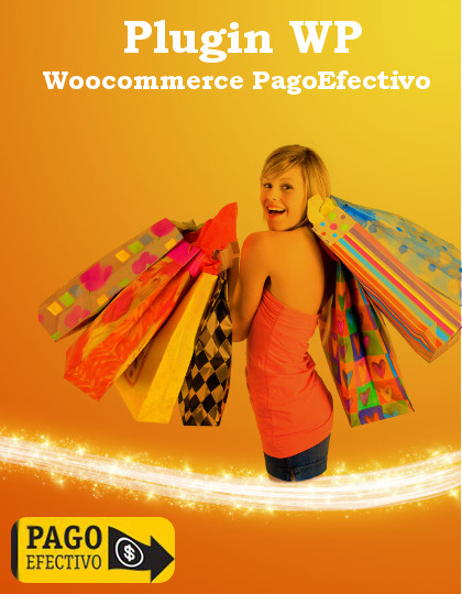 Woocommerce PagoEfectivo