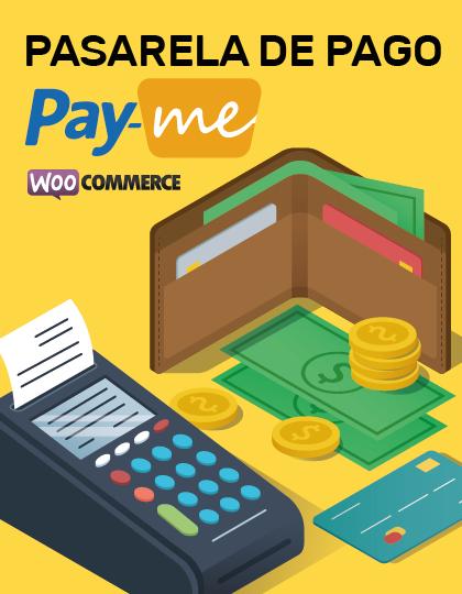 woocommerce payme pasarela de pago