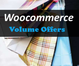 woocommerce volume offers
