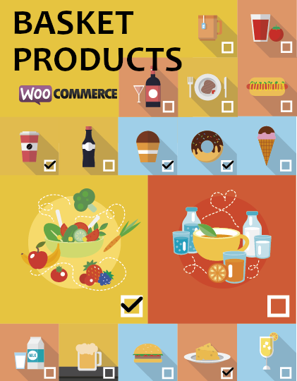product basket woocommerce