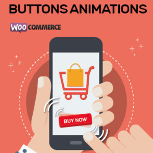 buttons animations woocommerce