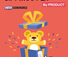 Woocommerce Gift Wrapper by Product