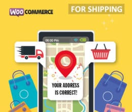 Woocommerce check Postcode/City for Shipping